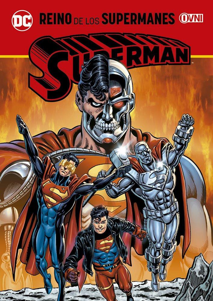 DC - ESPECIALES - SUPERMAN: REINO DE LOS SUPERMANES