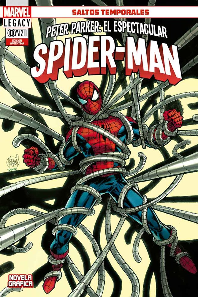 MARVEL - Peter Parker: El espectacular Spider-Man Vol. 3