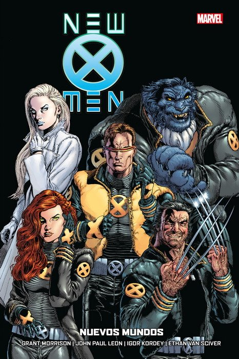 NEW X-MEN N.3. NUEVOS MUNDOS NEW X-MEN