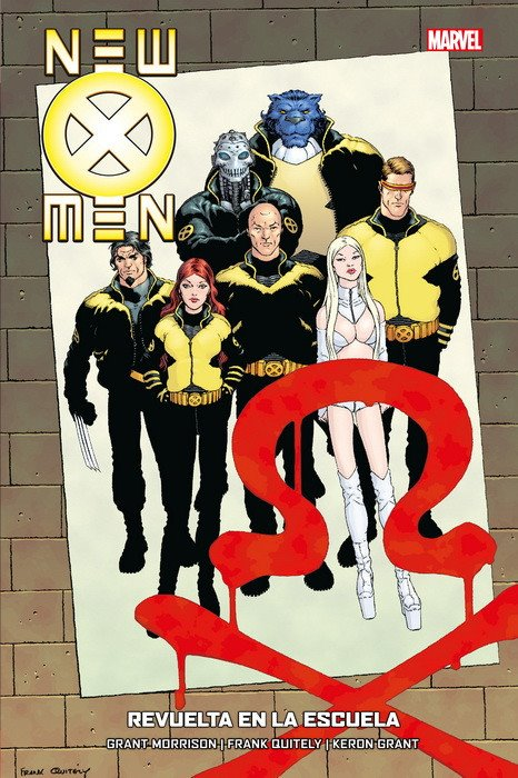 NEW X-MEN N.4. REVUELTA EN LA ESCUELA NEW X-MEN
