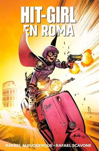 HIT- GIRL: EN ROMA