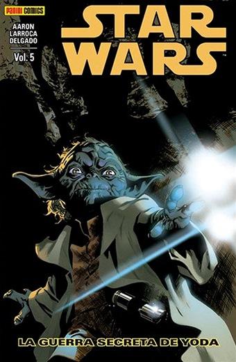STAR WARS (2015) TPB 5: LA GUERRA SECRETA DE YODA