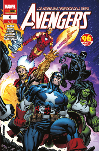 AVENGERS N.6 ESPECIAL