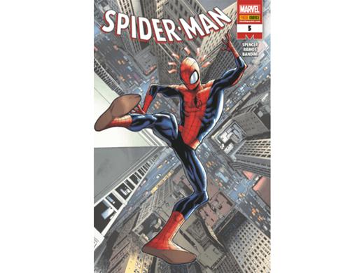 SPIDER-MAN N.5