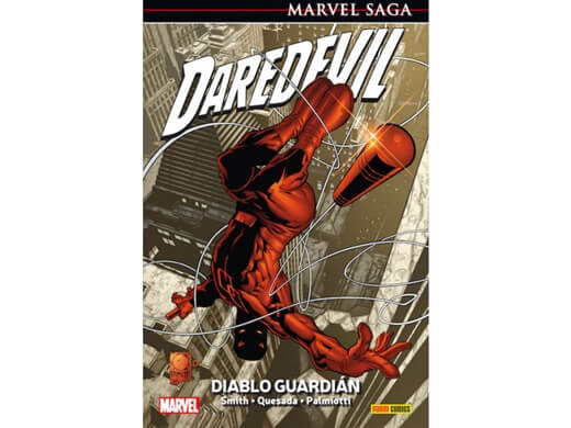 MARVEL SAGA: DAREDEVIL 1 - DIABLO GUARDIÁN