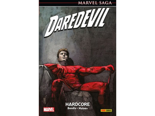 MARVEL SAGA: DAREDEVIL 8 - HARDCORE