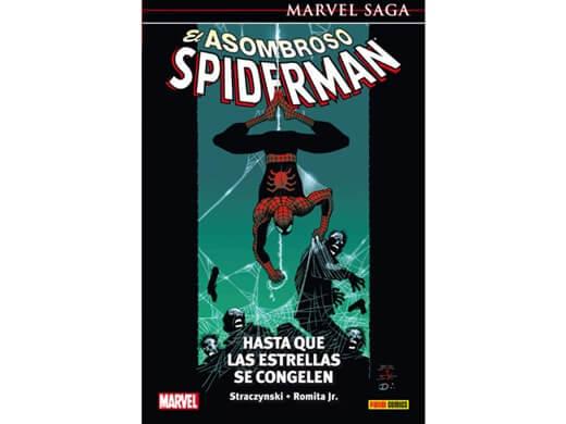 MARVEL SAGA: EL ASOMBROSO SPIDERMAN 2 - HASTA QUE LAS ESTRELLAS SE CONGELEN