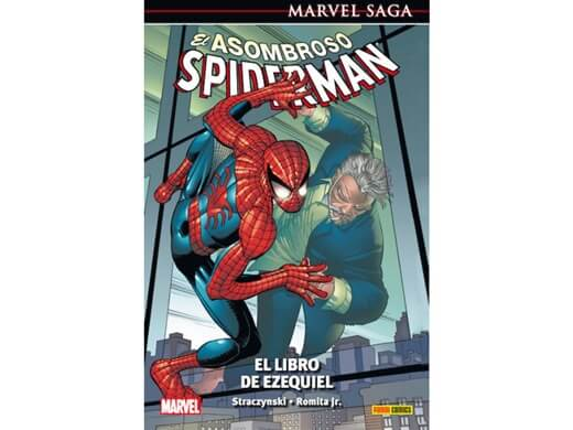 MARVEL SAGA: EL ASOMBROSO SPIDERMAN 5 - EL LIBRO DE EZEQUIEL