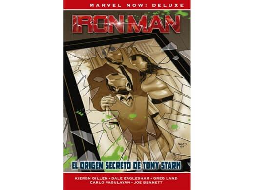 MARVEL NOW!: IRON MAN 2 - EL ORIGEN SECRETO DE TONY STARK
