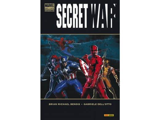 MARVEL DELUXE: SECRET WAR