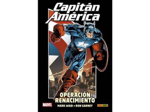 COLECCIÓN 100%: CAPITÁN AMÉRICA - OPERACIÓN RENACIMIENTO