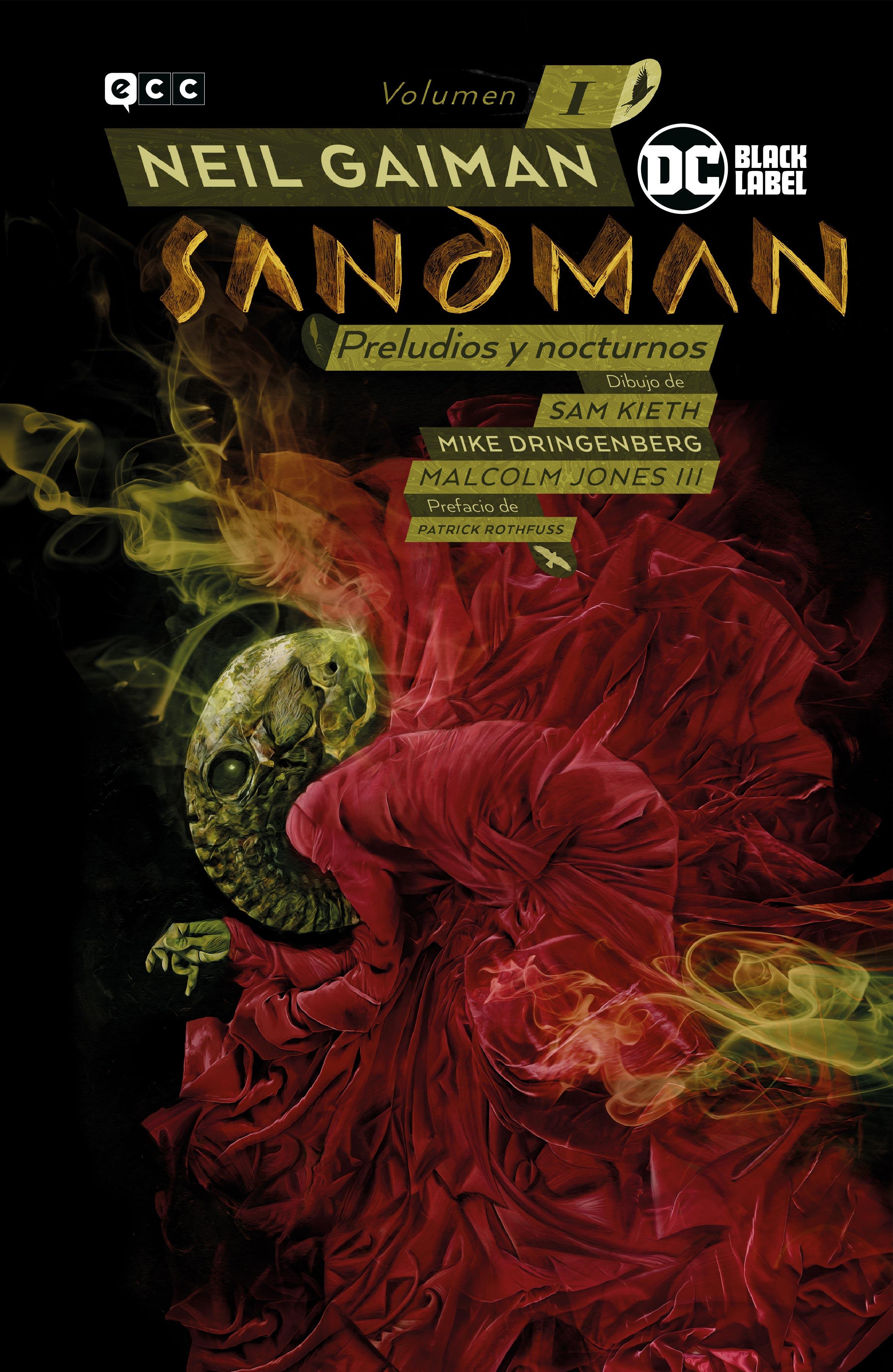 Sandman vol. 1 de 10: Preludios nocturnos (Nueva edición)