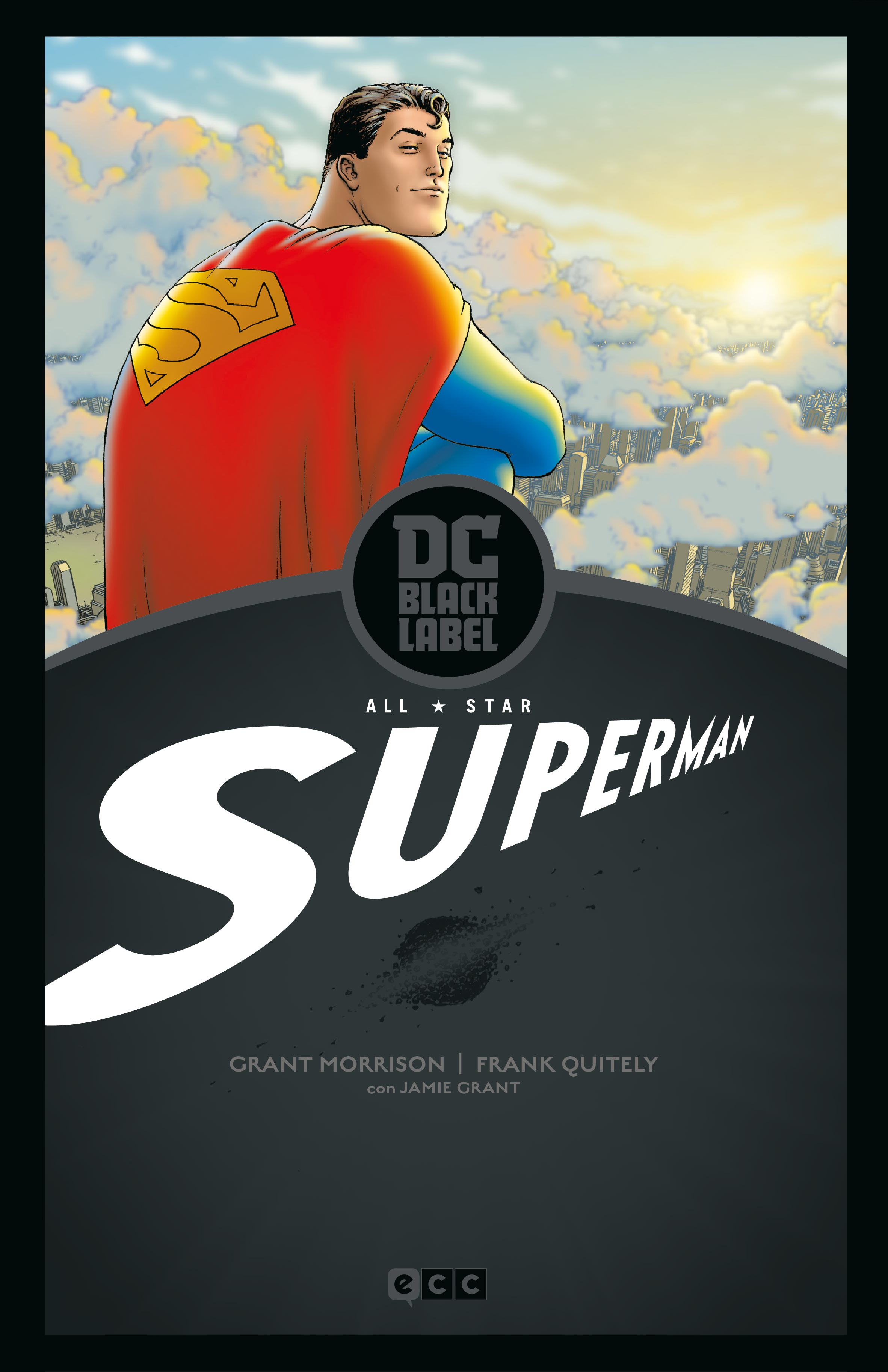 All Star Superman (Biblioteca DC Black Label)