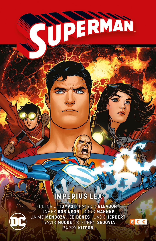 Superman Vol. 07: Imperius Lex (Superman Saga - Héroes en crisis parte 1)