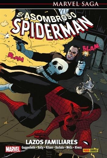 Marvel Saga Spiderman 18