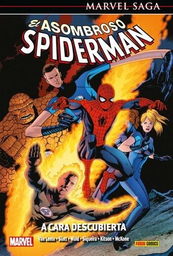 Marvel Saga Spiderman 21