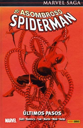 Marvel Saga Spiderman 23