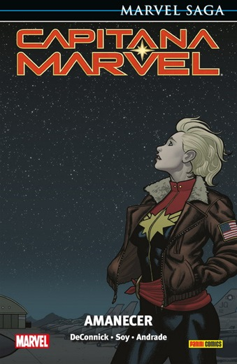Marvel Saga Capitana Marvel 2