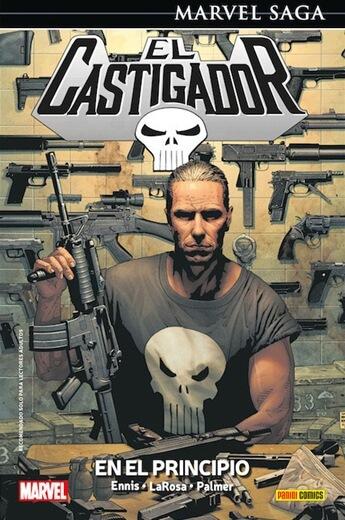 Marvel Saga El Castigador 2