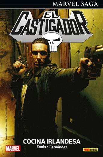 Marvel Saga El Castigador 3