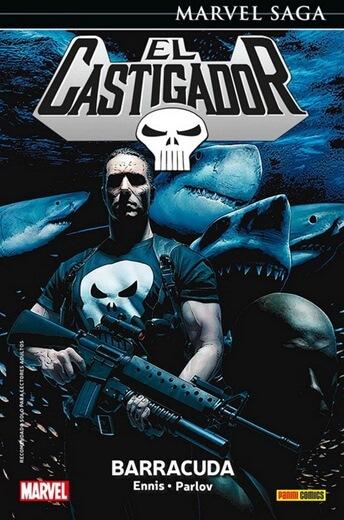 Marvel Saga El Castigador 7
