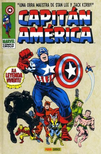 Capitan America Gold (1 de 6)