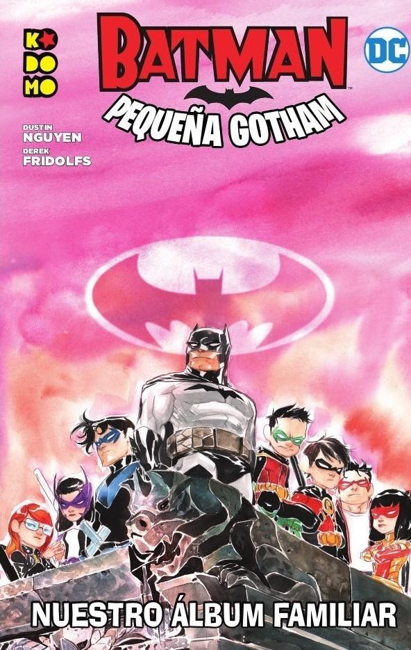 Batman: Pequeña Gotham - Nuestro álbum familiar