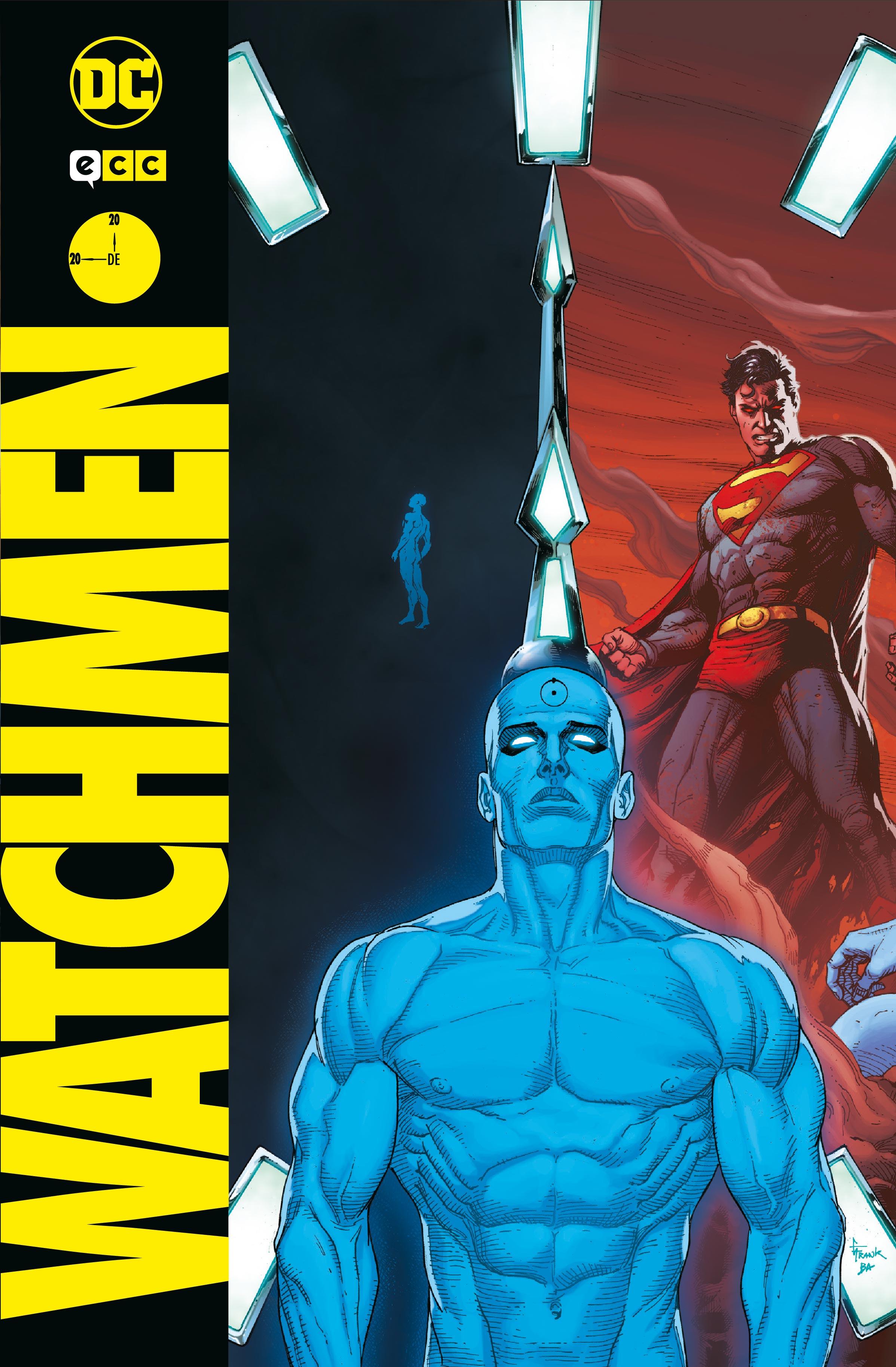 Coleccionable Watchmen 20 de 20