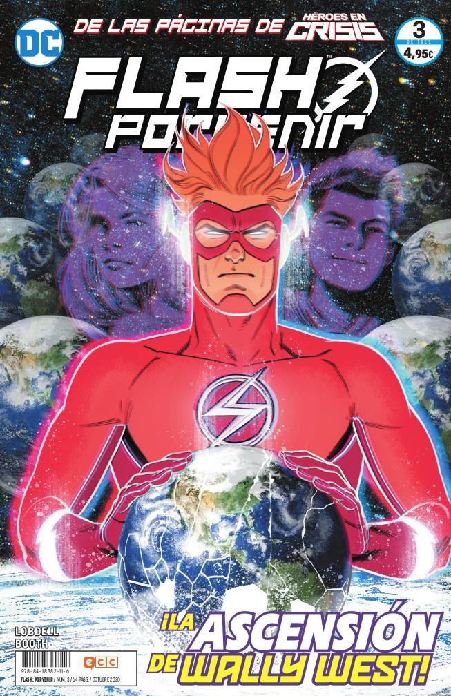 Flash: Porvenir núm. 03 de 3