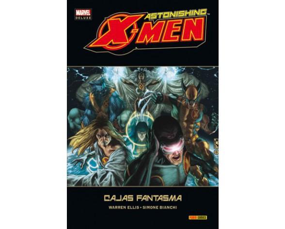 ASTONISHING X-MEN 5 MARVEL DELUXE