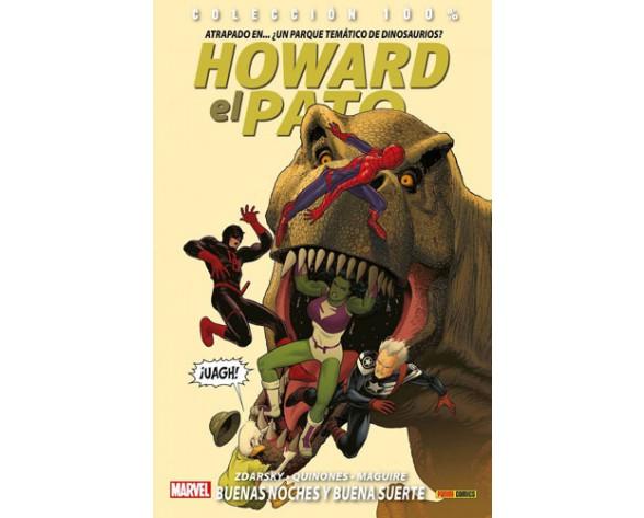 HOWARD EL PATO 3. BUENAS NOCHE HEROES MARVEL 100 % MARVEL