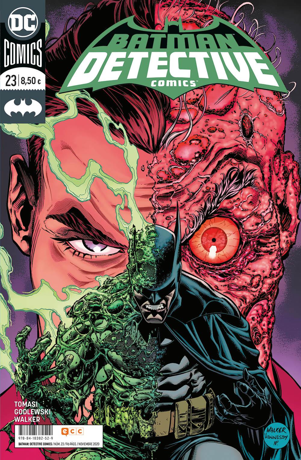 Batman: Detective comics núm. 23