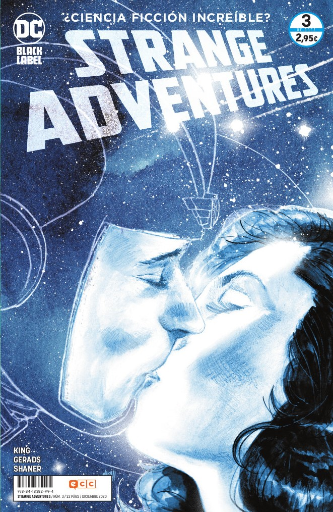 Strange adventures núm. 3 de 12