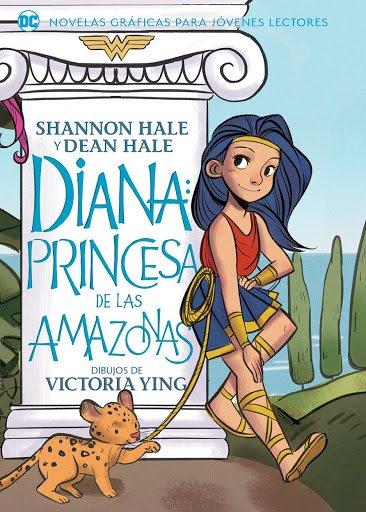 OVNIPRESS -JÓVENES LECTORES - DIANA: PRINCESA DE LAS AMAZONAS