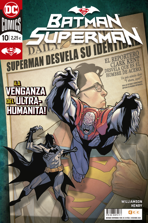 Batman/Superman núm. 10