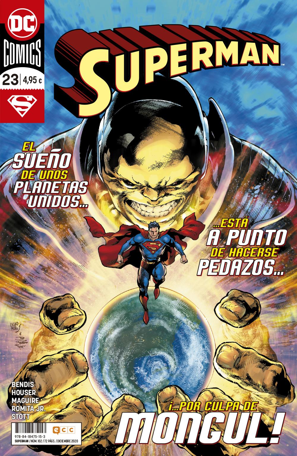 Superman núm. 102/23