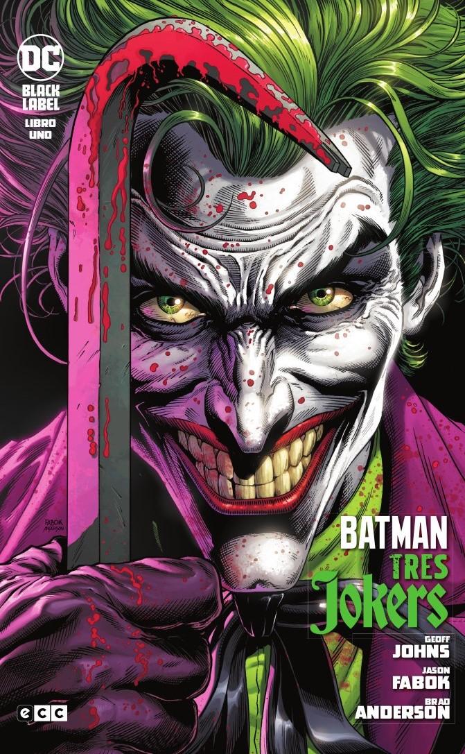 ECC Batman: Tres Jokers núm. 1 de 3