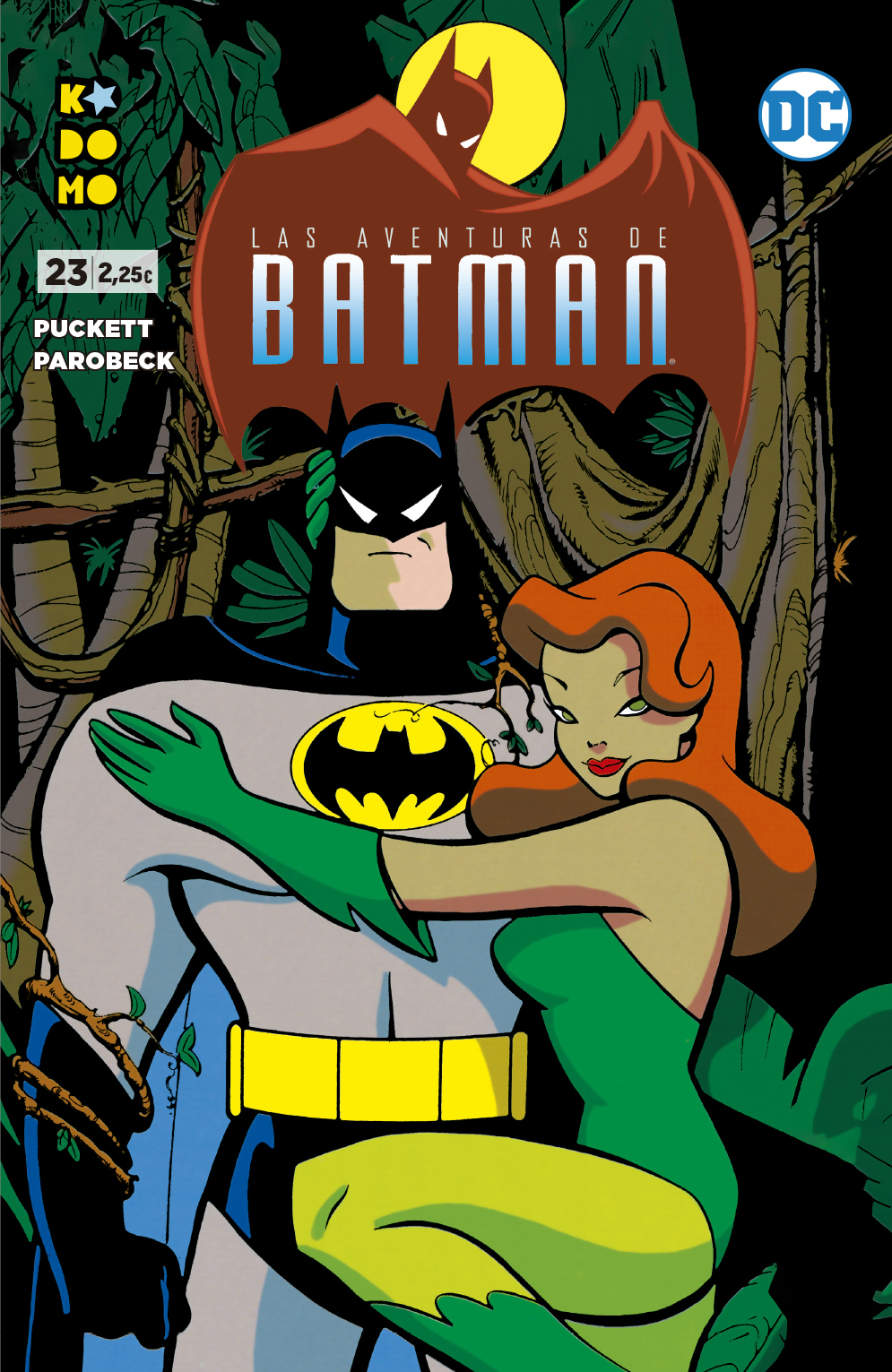 Las aventuras de Batman núm. 23