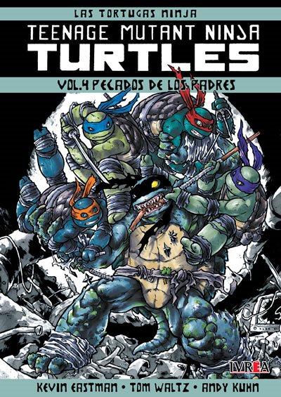 TMNT: LAS TORTUGAS NINJA 04
