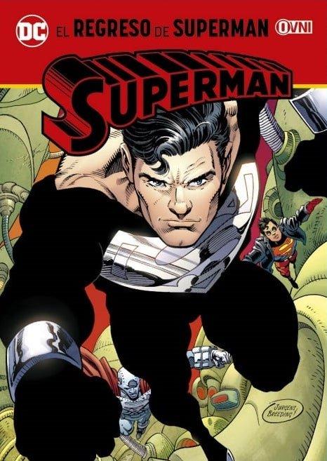 OVNIPRESS - ESPECIALES - SUPERMAN: EL REGRESO DE SUPERMAN