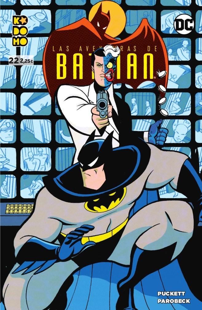 Las aventuras de Batman núm. 22