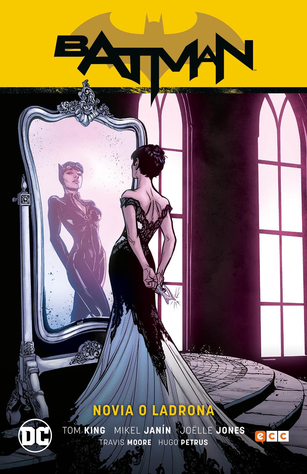 Batman Vol. 8: Novia o ladrona (Batman Saga - Camino al altar parte 2)