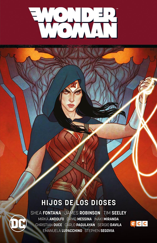 Wonder Woman Vol. 5: Hijos de los Dioses (Wonder Woman Saga - Hijos de los dioses parte 1)
