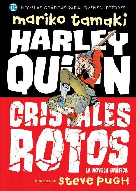 OVNIPRESS - HARLEY QUINN: CRISTALES ROTOS