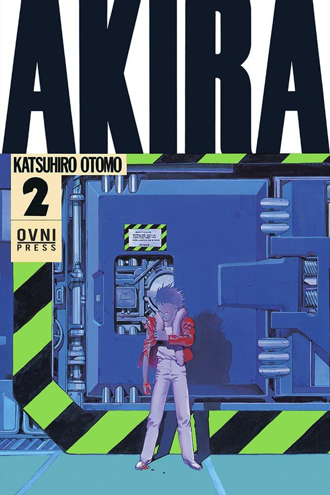 OVNIPRESS - KODANSHA-AKIRA Vol 02