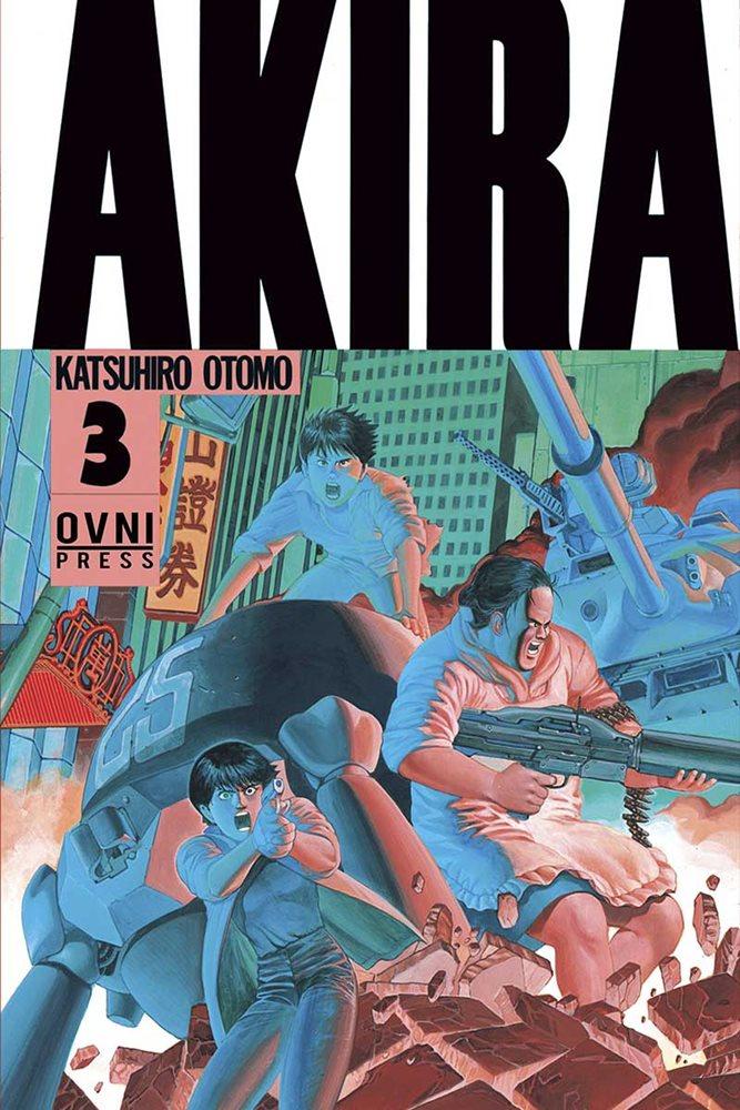 OVNIPRESS - KODANSHA-AKIRA Vol 03