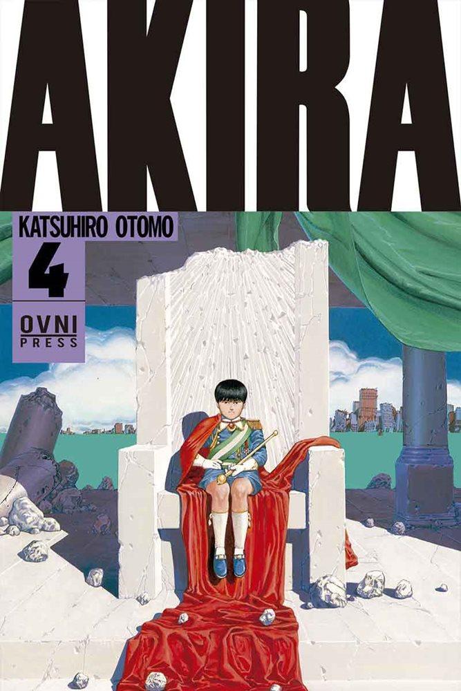 OVNIPRESS - KODANSHA-AKIRA Vol 04