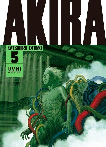 OVNIPRESS - KODANSHA-AKIRA Vol 05