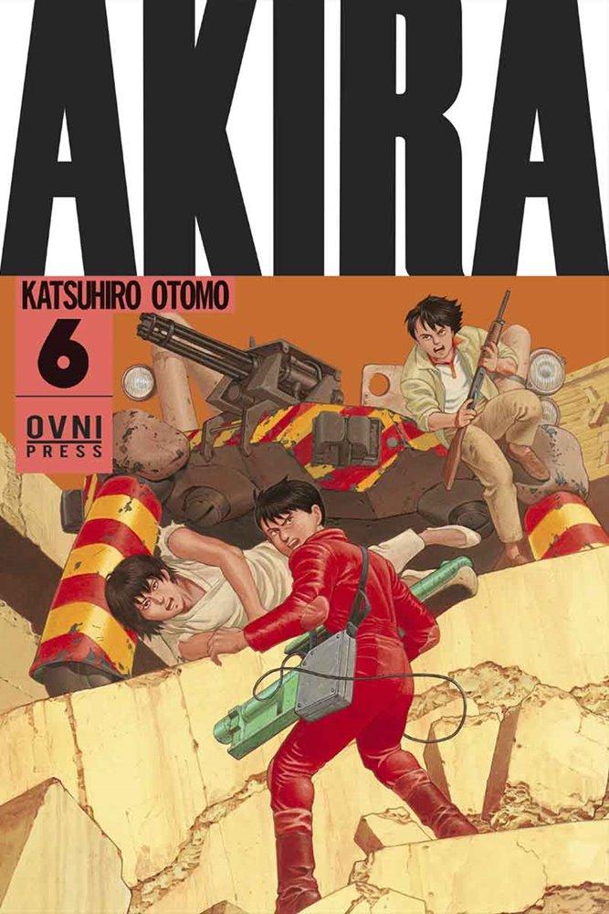 OVNIPRESS - KODANSHA-AKIRA Vol 06