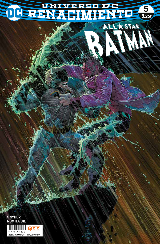 All-Star Batman núm. 05 (Renacimiento)